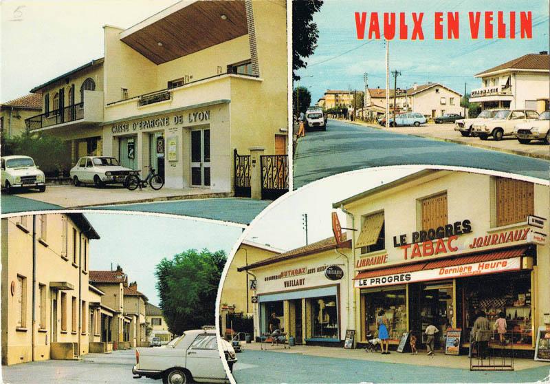 Populaire Anciennes Photos - Galerie Photo - Vaulx-en-Velin - GPV AM27