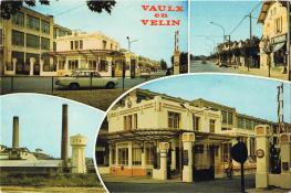 Anciennes cartes postales - © Archives Municipales